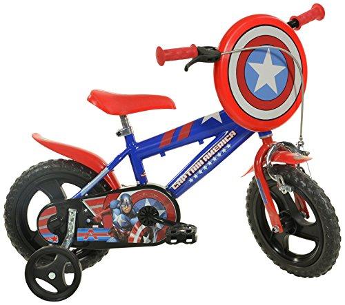 Dino 412Ul-Ca - Bicicletta Capitan America