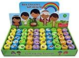 Tiny Mills 50 Pcs Bible Characters Religious Assorted...