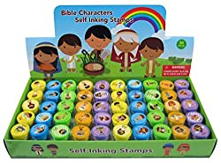 Religious Stampers for Kids