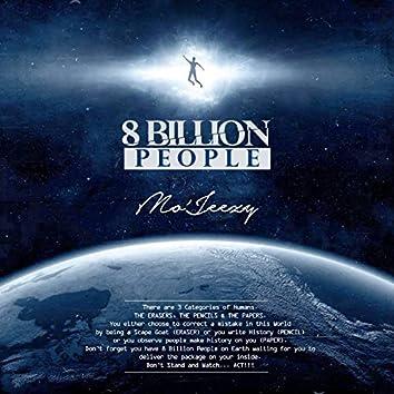 8 Billion People