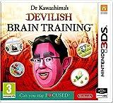 Nintendo - Dr Kawashima's Devilish Brain Training: Can you stay focused para Nintendo 3DS