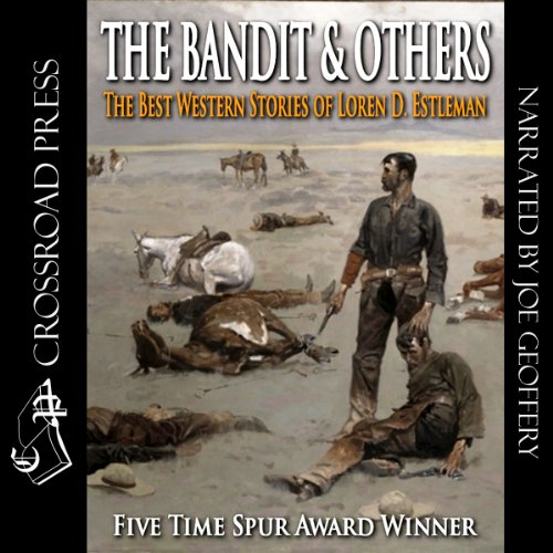 The Bandit & Others audiobook cover art