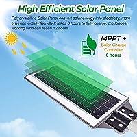 720w屋外ソーラーライト7800k超高輝度フラッドライト480vLedワイヤレス制御可能リモコンIp67防水