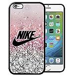 Générique Coque Compatible avec iphone et Samsung Nike Paillettes Vintage Etui...