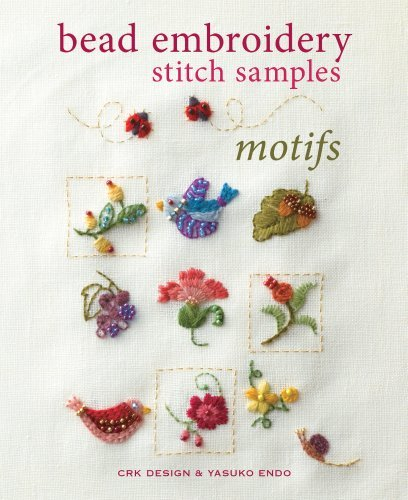 Best Review Of Bead Embroidery Stitch Samples - Motifs (Paperback) - Common