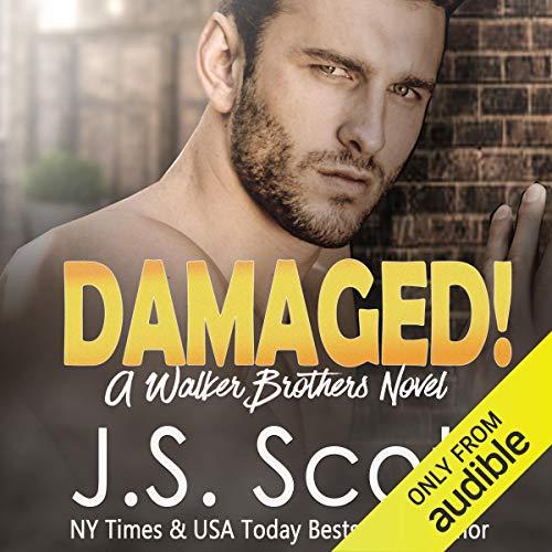 Damaged! Audiobook By J. S. Scott cover art
