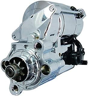 New Chrome Starter For 1981-2014 Harley Davidson Sportster 31390-91 31390-91A 31390-91B 31390-91E 31390-91F 31391-91 31391-91A 31391-91B 31514-90