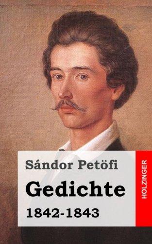 Gedichte 1842-1843