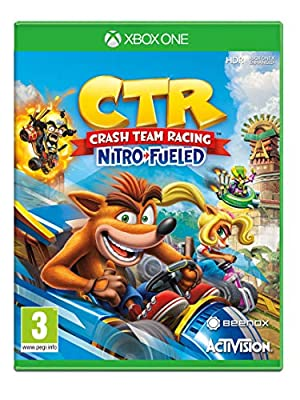 Crash™ Team Racing Nitro-Fueled (Xbox One)
