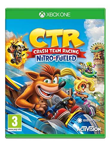 Crash Team Racing Nitro-Fueled Xbox1- Xbox One
