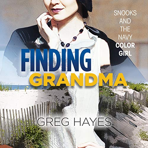 Finding Grandma: Snooks and the Navy Color Girl Titelbild