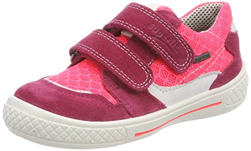Superfit Jungen Tensy Surround Sneakers, Pink (Pink Kombi), 31 EU