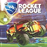Rocket League 2022 Calendar: Great Calendar 2021 2022 with 6 months bonus - large grid for scheduling and organizing!