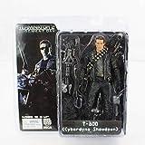 Reel Toys Figura de accion de Terminator tamaño 18cm muñeco Figure en PVC Modelo 3 de la...