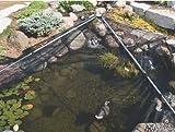 Pondsafe Pondshelter Koi and Pond Protector Net