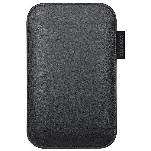 Samsung EF-C968L - Caja del teléfono de móvil para Samsung Galaxy S I9000/I9001/I9003, color negro