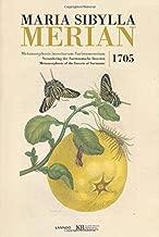 Maria Sibylla Merian: Metamorphosis Insectorum Surinamensium