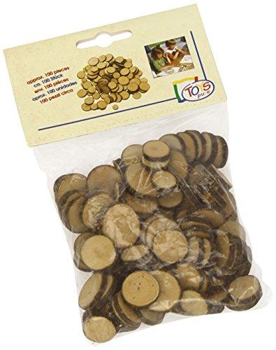 Toys Pure - 2041835 - Perles en Bois - Bits De Branches