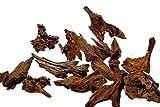 Dr. Moss Aquarium pequeño Malasia Driftwood Set Lujoso para decoración de pecera, Madera de Bogwood Real
