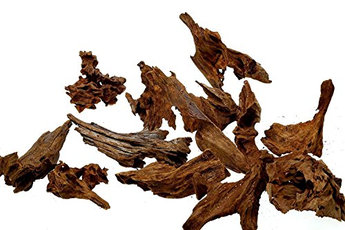 Dr. Moss Aquarium Small Malaysian Driftwood Luxurious Set