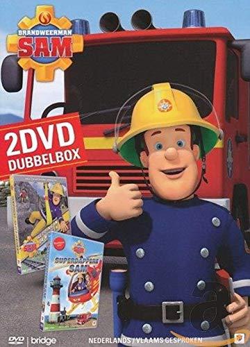 Brandweerman Sam 2Box DVD