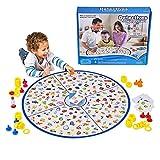 Colmanda Brettspiel Set, 135 Stück Detektiv Tischspiel Tabletop Spiele Detektive Diagramm Suchen Bunte Beobachtung Spielzeug für Jungen & Mädchen Geschenk