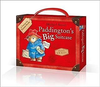 Paddington With Boots & Suitcase