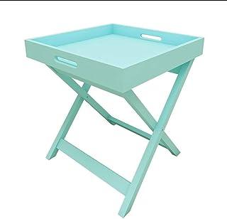Tables de Salle à Manger Tables de Jardin Petite Table carrée Canapé Cabinet de côté Nordique Simple Balcon Table Table de...