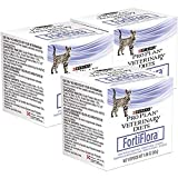 <span class='highlight'>Purina</span> 3-Pack <span class='highlight'>Fortiflora</span> Feline Nutritional Supplement for Pets