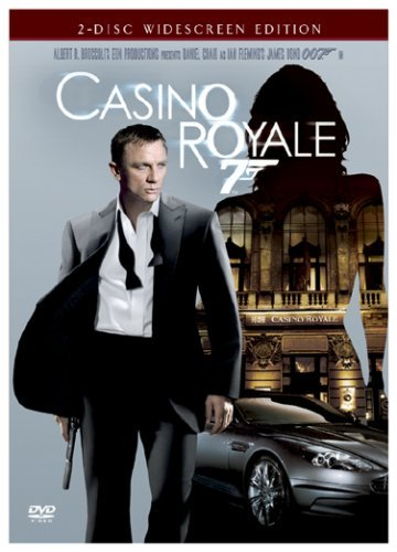 Casino Royale (Two-Disc Widescreen Edition) by Daniel Craig