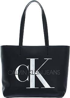 Calvin Klein CKJ Sculpted Shopper 29 Black