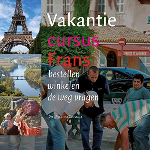 Couverture de Vakantiecursus Frans
