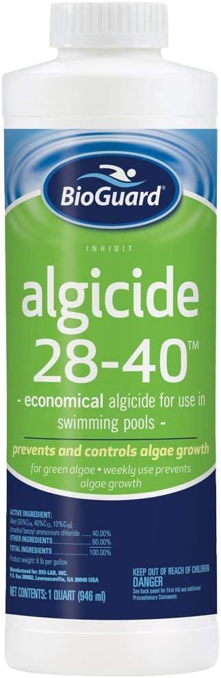 BioGuard Algicide Large discharge sale Limited price 28-40 1 qt