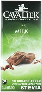 Cavalier - Belgian Milk Chocolate Bar - 85g (Case of 14)