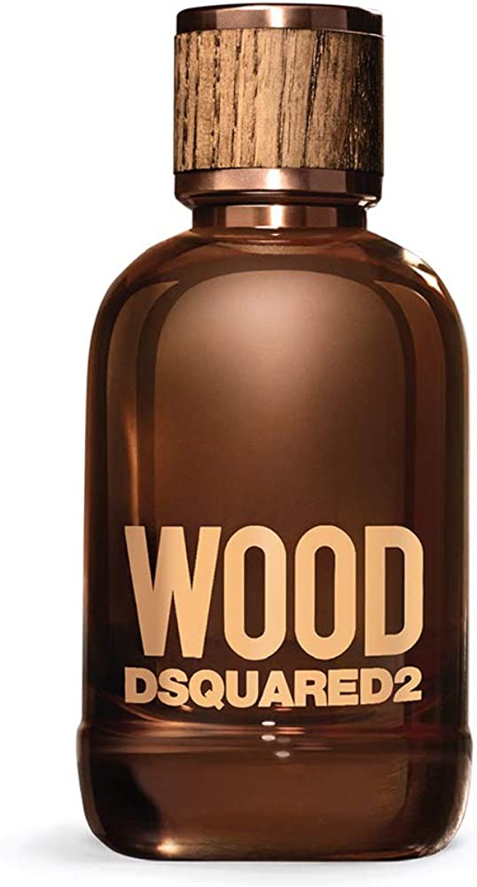 Dsquared2 wood  eau de toilette per uomo 100 ml spray 8011003845705