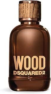 Dsquared2 Wood Pour Homme 3.4 Ounce Eau De Toilette