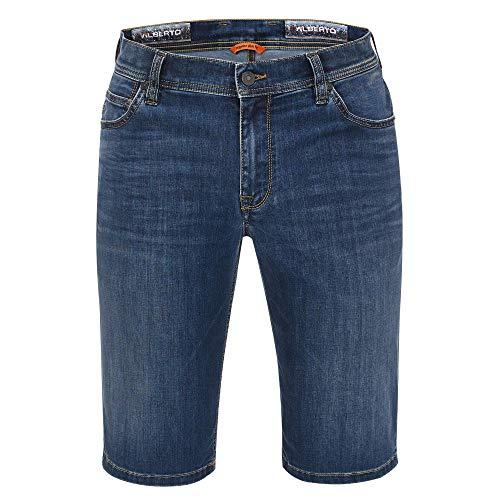 ALBERTO Herren Shorts Kurze Hose Bike-K 2560-8058-890 blau (W36)