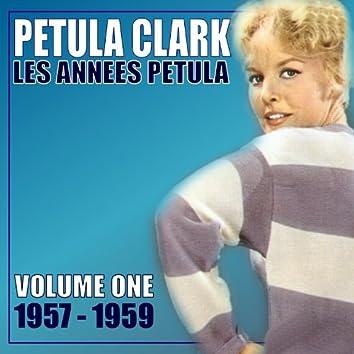 Les Annees Petula - Volume One 1957-1959
