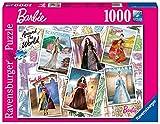 Ravensburger Puzzle 1000 Teile Barbie rund um die