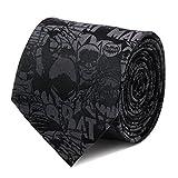 Batman Comic Black Tie