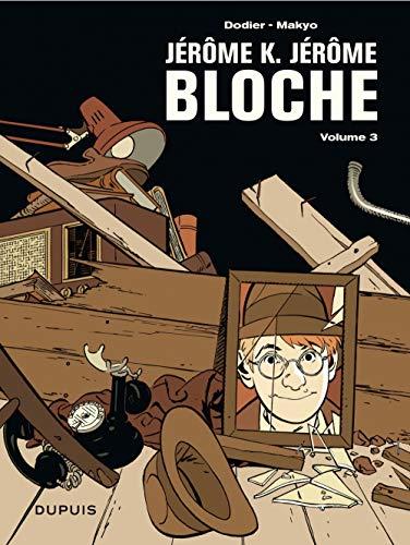 Jérôme K. Jérôme Bloche - L'intégrale - tome 3 - Magnum JKJ Bloche intégrale T3