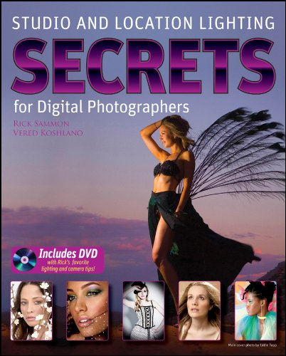 Studio and Location Lighting Secrets for Digital Photographers (English Edition)