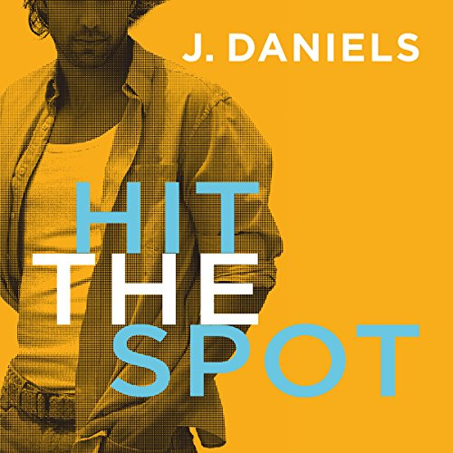 Hit the Spot audiobook cover art