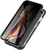 CHENYING Anti Spy Coque pour Xiaomi Mi 10T Lite 5G Cover Adsorption Magnétique Etui Privacy Verre...