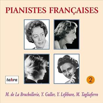 Pianistes Françaises, Vol. II
