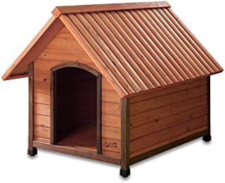 Arf Frame Dog House with Natural Frame