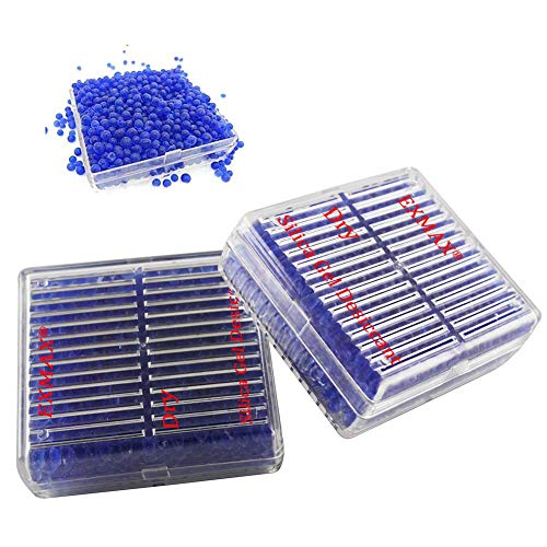 Exmax® Gel Sílice desecante Humedad absorber Box
