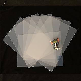 "8 ½""x11"" Waterproof Inkjet Transparency Film Paper 25 sheets for Silk Screen Printing"