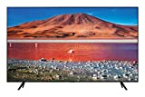 "Samsung TU7070 Smart TV 43"", Crystal UHD 4K, Wi-Fi, 2020, Classe di Efficienza Energetica A, Nero"