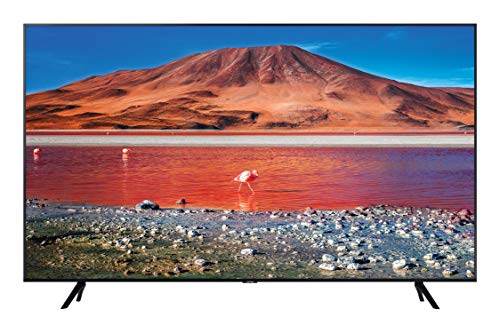 "Samsung TU7070 Smart TV 55"", Crystal UHD 4K, Wi-Fi, 2020, Nero"